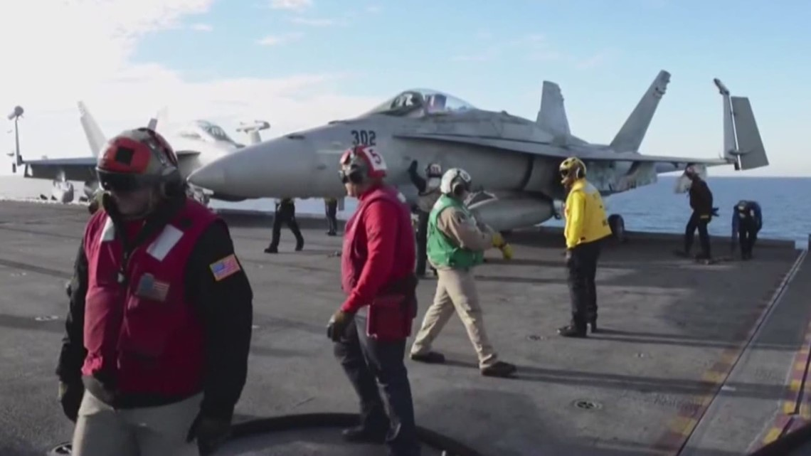 Is The United States Preparing For War With Iran