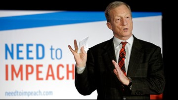 Tom Steyer says he'll use $1M to engage Virginia Millennials
