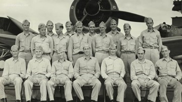 'Never Call Me a Hero': One story from the Battle of Midway
