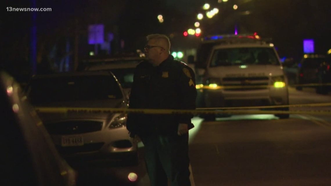 Police Man Shot Killed In Norfolk Shooting Is City S