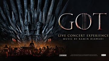 Game of Thrones Live Concert Experience coming to Virginia Beach