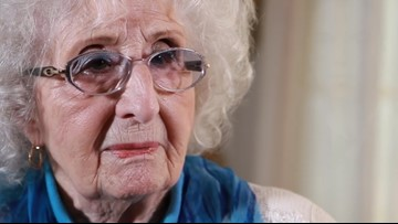 Dame Mary Barraco, resistance fighter who spoke about horrors of Nazi regime, dies at Virginia Beach home