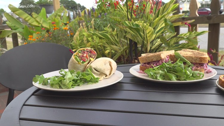 FRIDAY FLAVOR: Session Restaurant in Virginia Beach