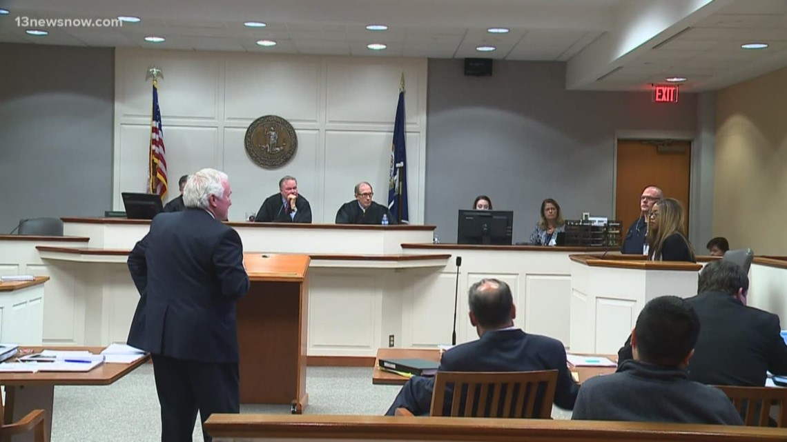 Uhrin fighting Nygaard's seat on Virginia Beach City ...