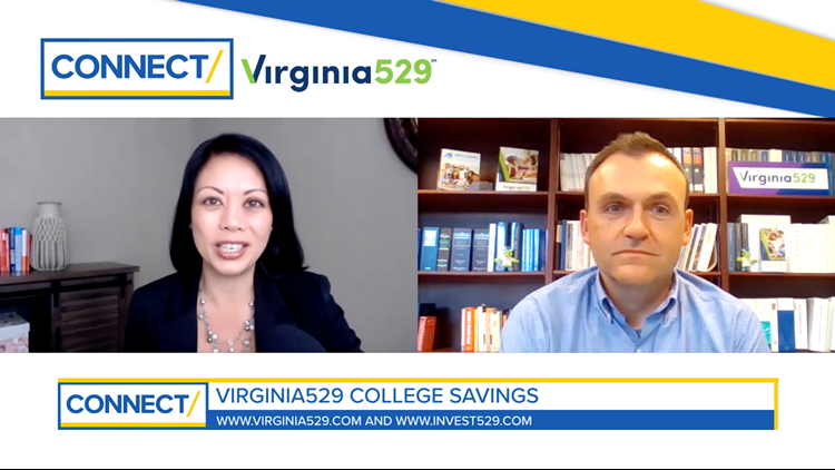 CONNECT with Virginia529: Save for college with the Invest529 program