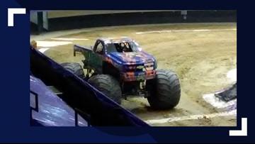 Monster Jam Truck Show invades Hampton