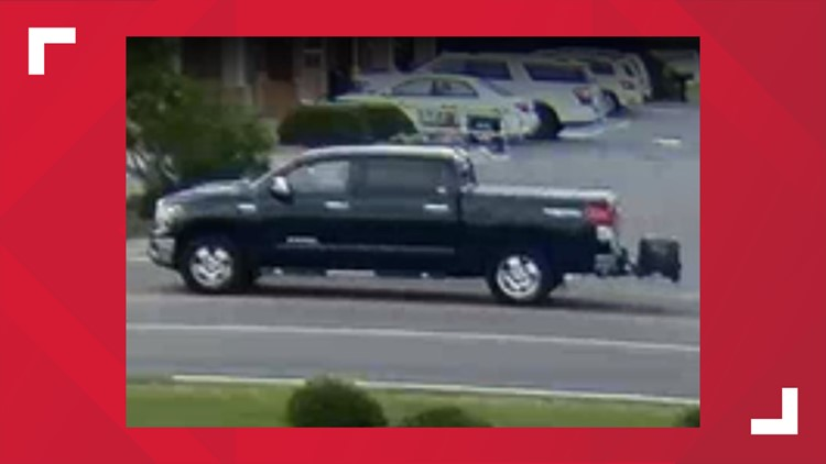 Dollar Tree Exposure Suspect Truck Kill Devil Hills