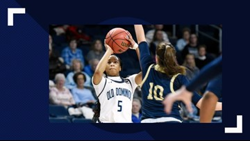 ODU women set school record for 3's; rout FIU