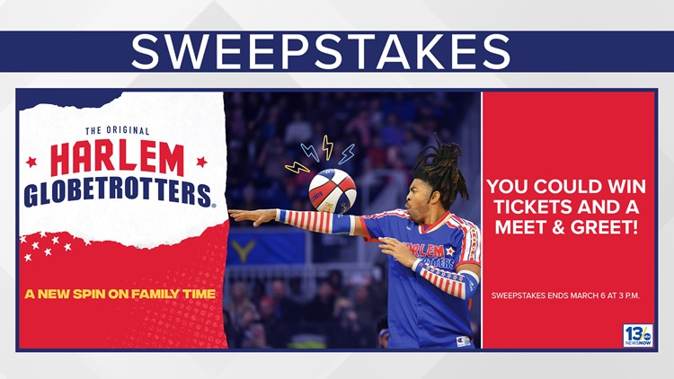 Globetrotters sweepstakes rules