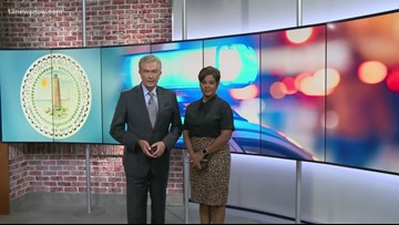 Top Headlines: 13News Now at 11 p.m. for Sept. 19