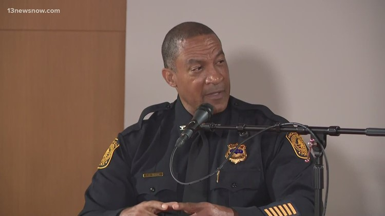 Police chiefs of the Seven Cities discuss gun violence