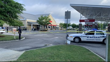 Person shot to death outside Wawa in Newport News