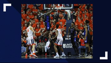 #2 Duke's barrage of 3's does in #3 Virginia