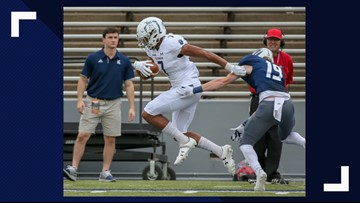 ODU's Fulgham drafted by the Lions