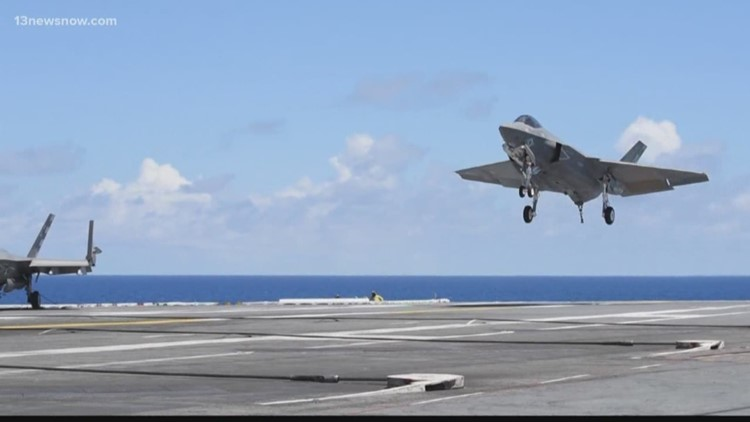 pentagon grounds entire fleet of f 35 jets