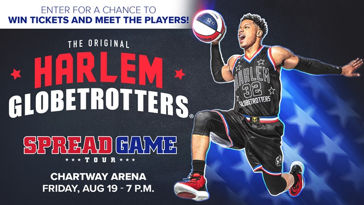 Rules: Harlem Globetrotters sweepstakes