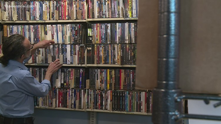 ODU making progress on Naro Expanded Video's 40,000-film collection