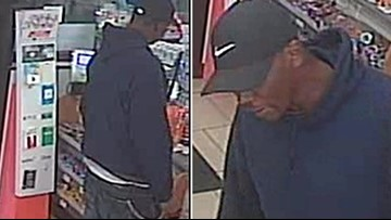 Portsmouth police searching for man accused of robbing 7-Eleven