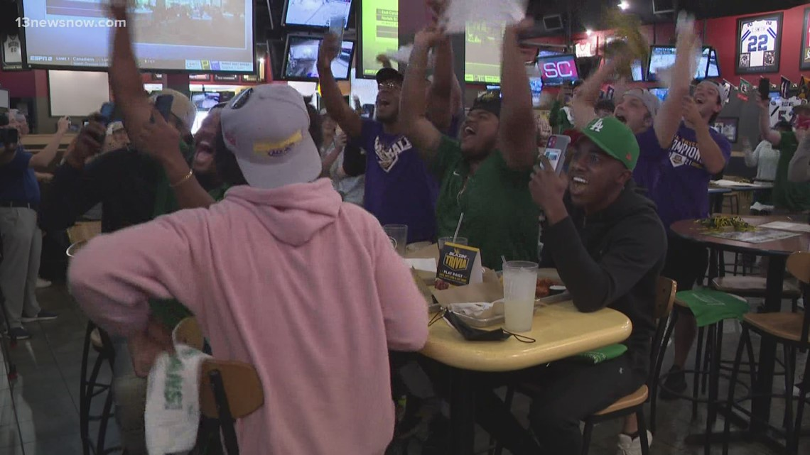 Norfolk State Spartans baseball to play first NCAA tournament game