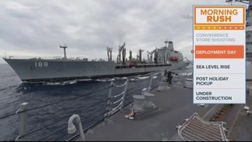 USNS Joshua Humphreys set to deploy