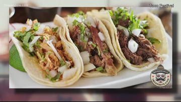 FRIDAY FLAVOR: Taco Festival in Norfolk