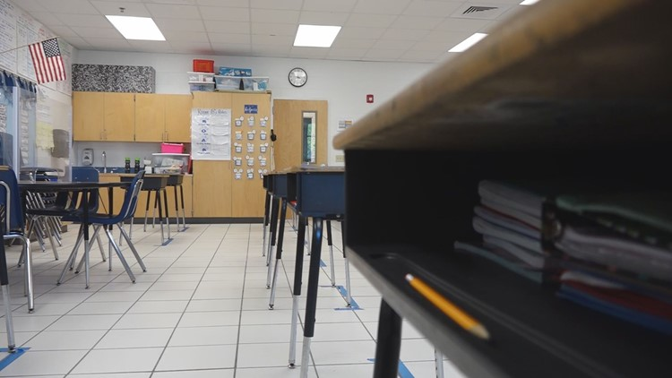 Virginia Beach school leaders await guidance from CDC, state on what to do for fall