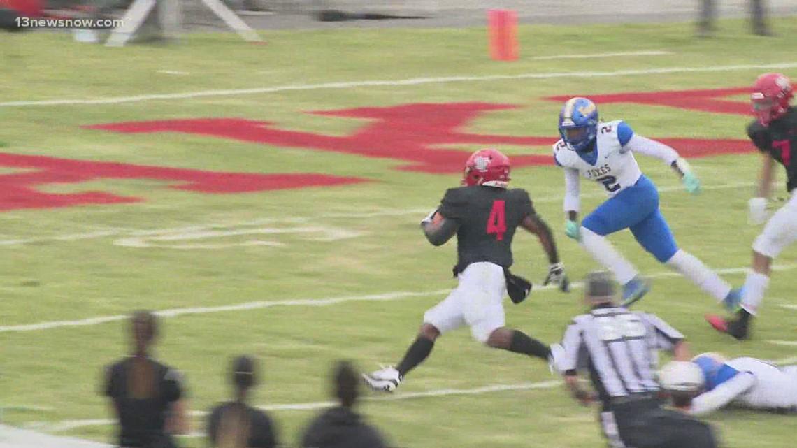 State High School football semis recap