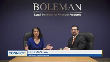 CONNECT with Boleman Law
