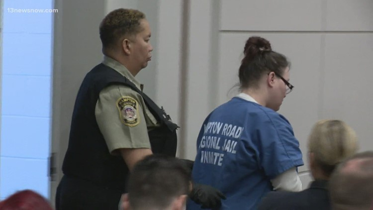 Hampton Mother Charged in the Killing of her 2-Year-Old Son Going to Trial Next Year