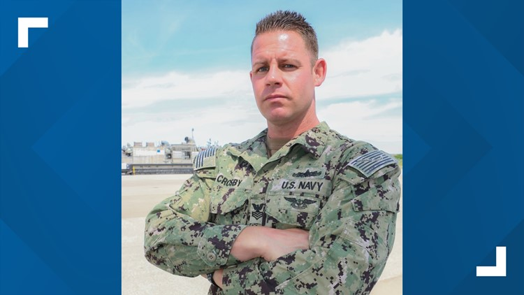 Navy sailor stationed in Virginia Beach dies from COVID-19