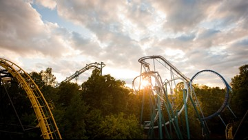 Busch Gardens Williamsburg once again named 'World's Most Beautiful Park'