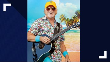 Jimmy Buffett and the Coral Reefers announce tour stop in