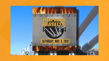 FRIDAY FLAVOR: Nauticus hosts its first-ever Steel Beach Barbecue Classic