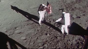 50 years since first moon landing, local scientists will help bring us back