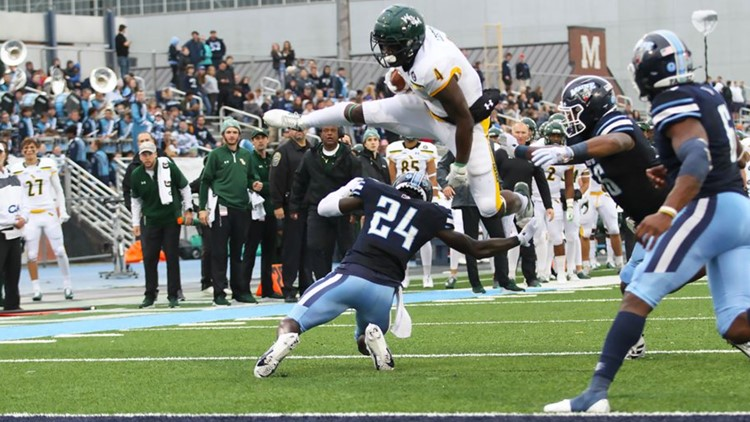 No comeback magic this time as W&M falls at Maine, 27-16