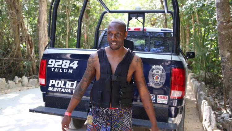 'He was unconscious. Blue, purple... gone': Hampton man saves man's life during Mexico trip