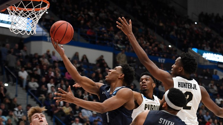 Great season, early exit for ODU in NCAA Tournament