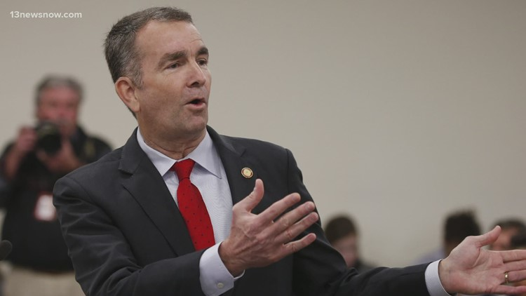 Gov. Northam Announces to Lift Some COVID-19 Restrictions in Virginia