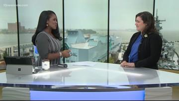 Interview: CHKD's groundbreaking on children's mental health hospital