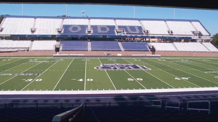 Old Dominion University offering affordable season ticket packages
