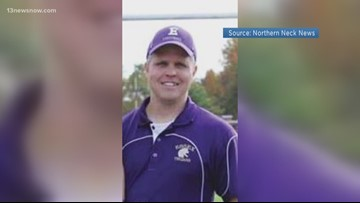 New Kent High School football coach charged with simple assault, accused of fighting one of his players