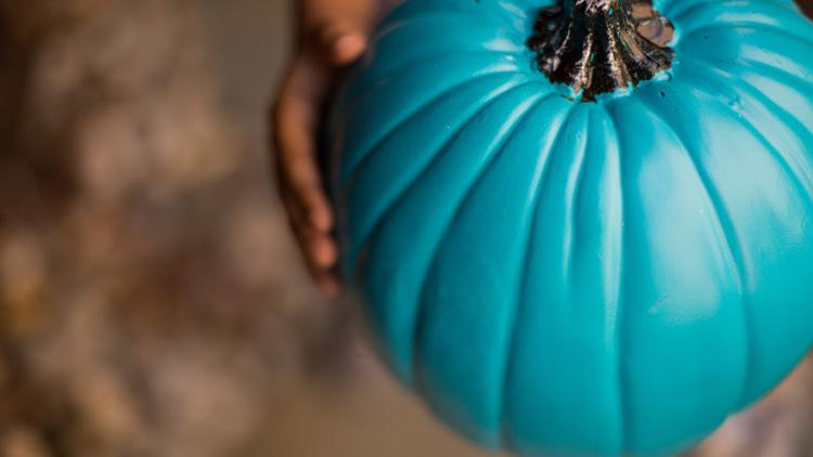 Teal is the new orange for kids with allergies this Halloween