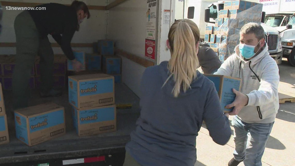 The wait's almost over - Girl Scout Cookies have arrived in Hampton Roads