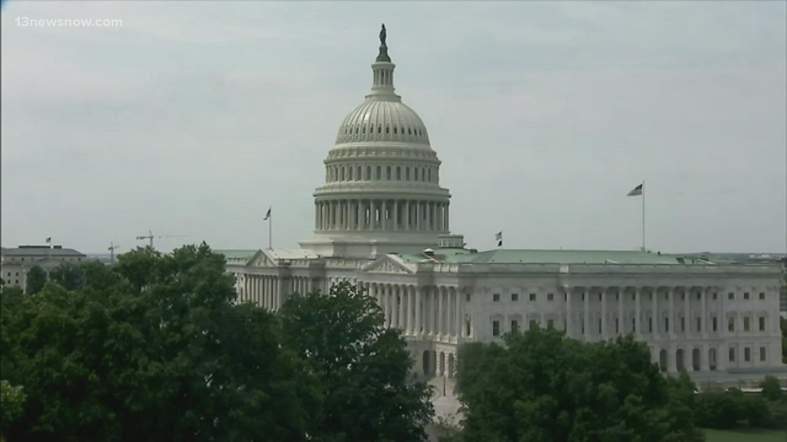 U.S. lawmakers debate must-pass funding for the military