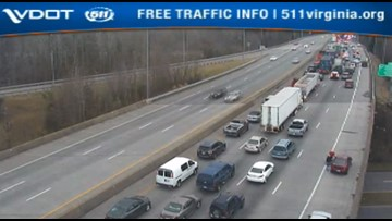 Virginia State Police investigate shooting on I-264 in Portsmouth, search for suspect