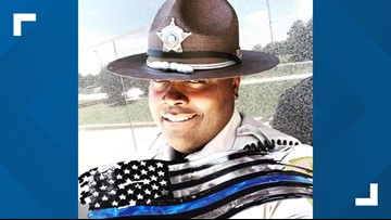 Northampton N.C. Sheriff's deputy dies in crash