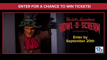 Howl-O-Scream sweepstakes rules
