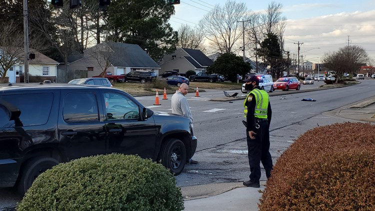 Bicyclist hit by car in Virginia Beach dies from his injuries; driver charged with DWI