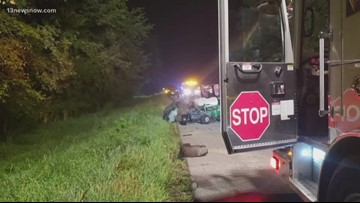 Man driving golf cart dies after crash; other driver charged with DUI
