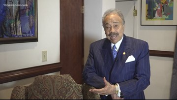 Hampton University president discusses legacy, future plans